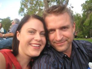 Chris & Della