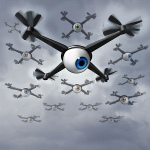 Drones r watching