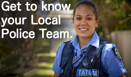 Get to know police