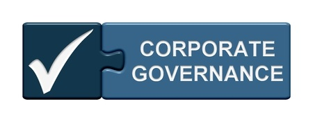 34120838 - puzzle button: corporate governance